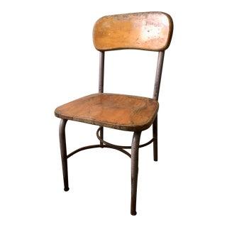 Vintage Heywood Wakefield Child's School Chair