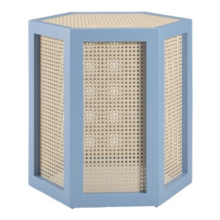 Dulce Stool - Summer Mist Blue For Sale
