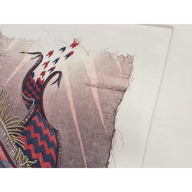 "Illustration ""Metamorphosis"" Etching by Bruce Weinburg For Sale - Image 3 of 11"