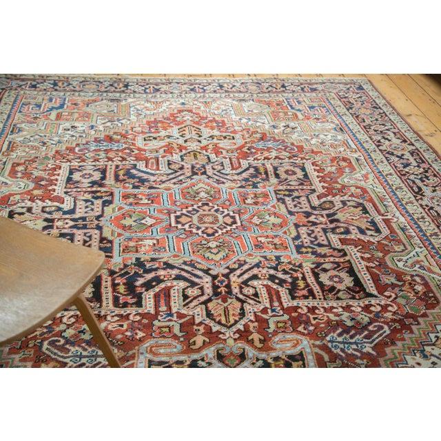 "Vintage Heriz Carpet - 8'2"" X 10'4"" - Image 8 of 10"