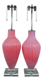 Image of Murano Table Lamps