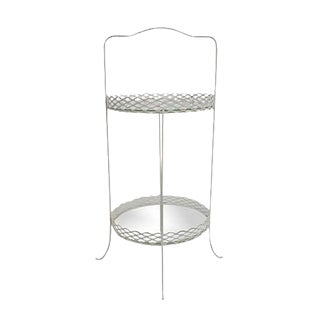 Two Tier Metal Plant Stand For Sale