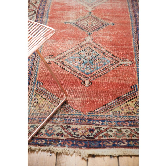 """Antique Malayer Rug Runner - 3'8"""" x 7'6"""" For Sale - Image 11 of 13"""