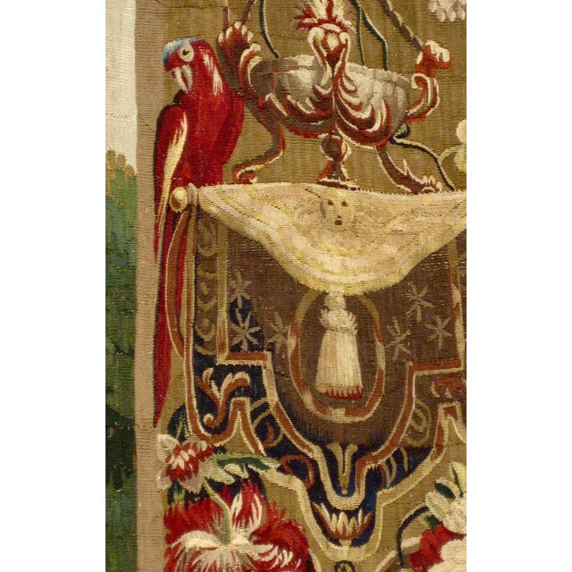 1700s Beauvais Tapestry Wall Hanging For Sale - Image 9 of 13
