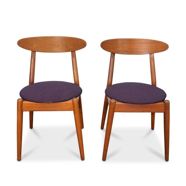 Vilhelm Wohlert Louisiana Chair - Set of 2 For Sale - Image 9 of 9