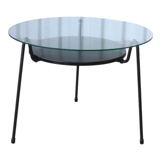"""1953 Gispen Wim Rietveld, 535 """"Mosquito"""" Coffee Table For Sale"""
