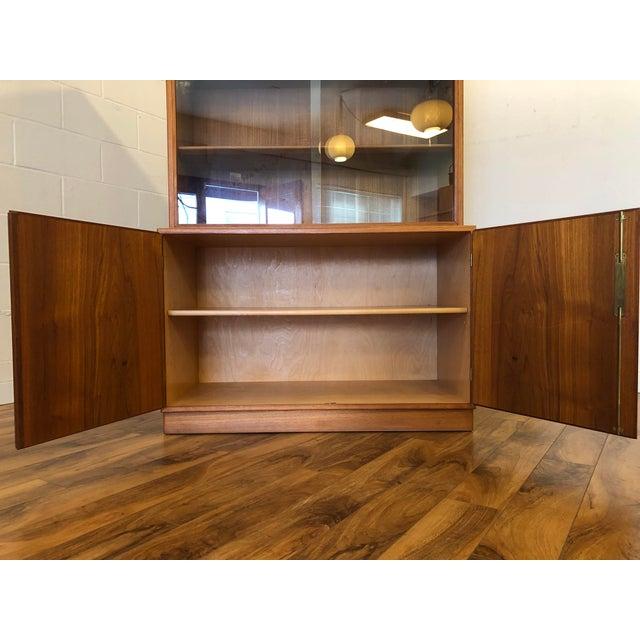 Brown Borge Mogensen Danish Teak Cabinet / Display For Sale - Image 8 of 13