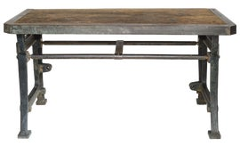 Image of Wood Desks