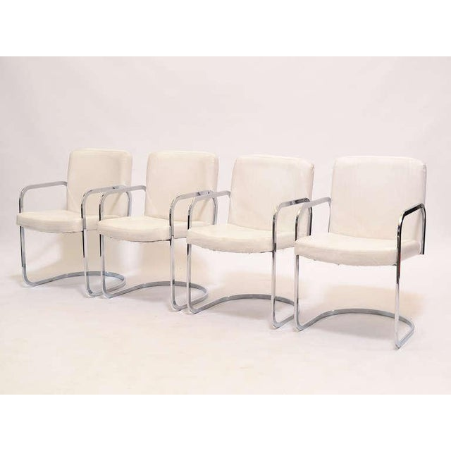 Set of four dining chairs by Design Institute of America - Image 11 of 11
