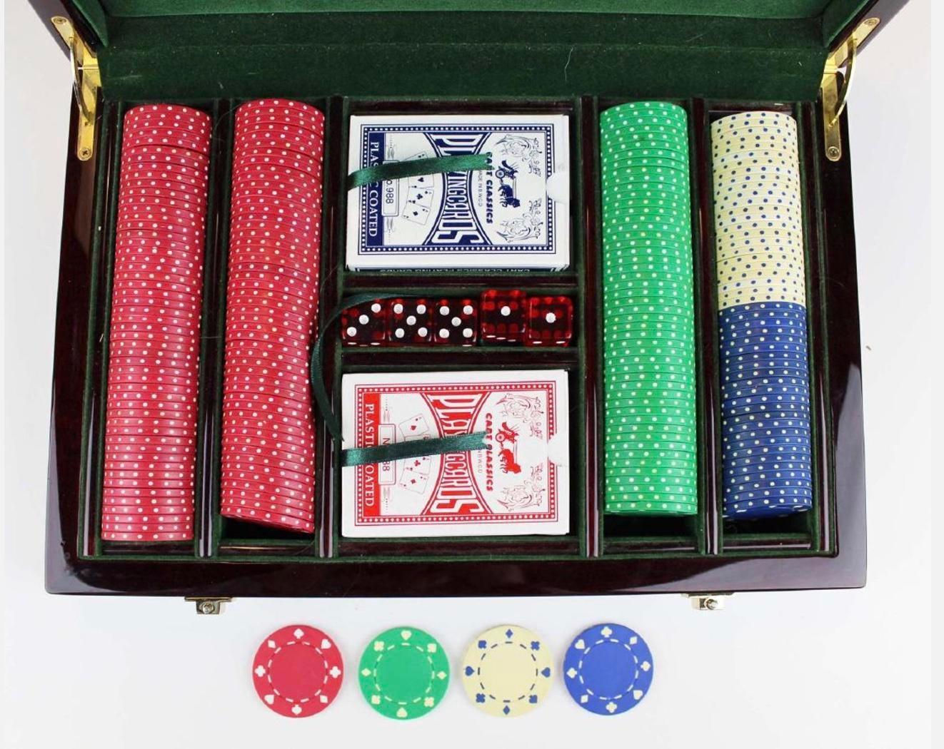 Poker chips seattle wa casino trailer de niro