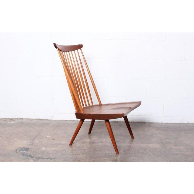 Lounge Chair by George Nakashima For Sale - Image 10 of 10