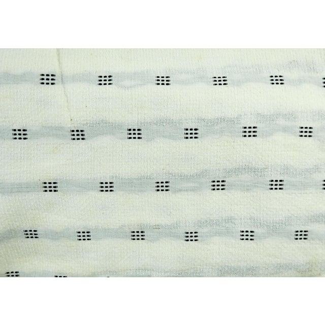 Textile Vintage Mission Valley Mills Cotton Pique - 2+ Yards For Sale - Image 7 of 7