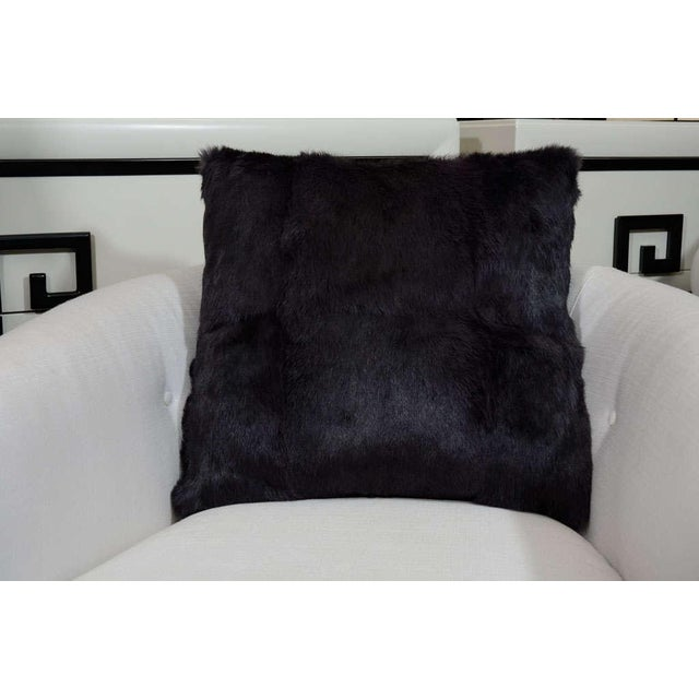 Venfield Anthracite Lapan Pillow For Sale - Image 4 of 4