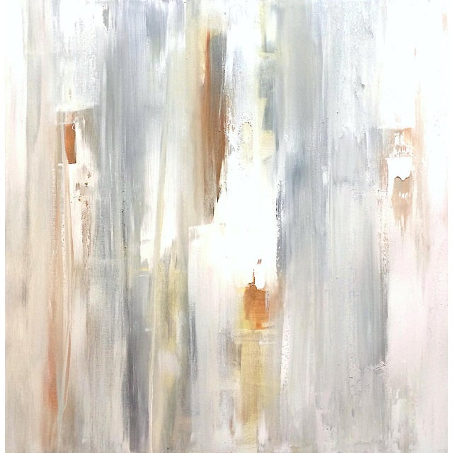 'GHOST RANCH' Original Abstract Painting by Linnea Heide - Image 2 of 8