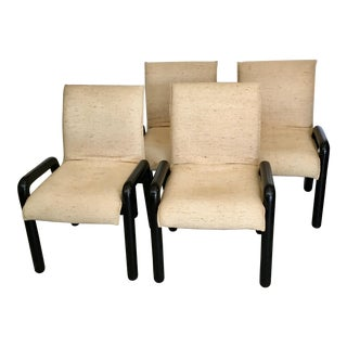 Guido Faleschini Vintage Dining Chairs - Set of 4 For Sale