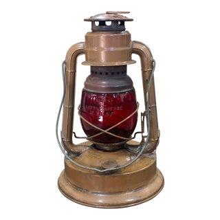Antique Dietz Oil Lantern For Sale