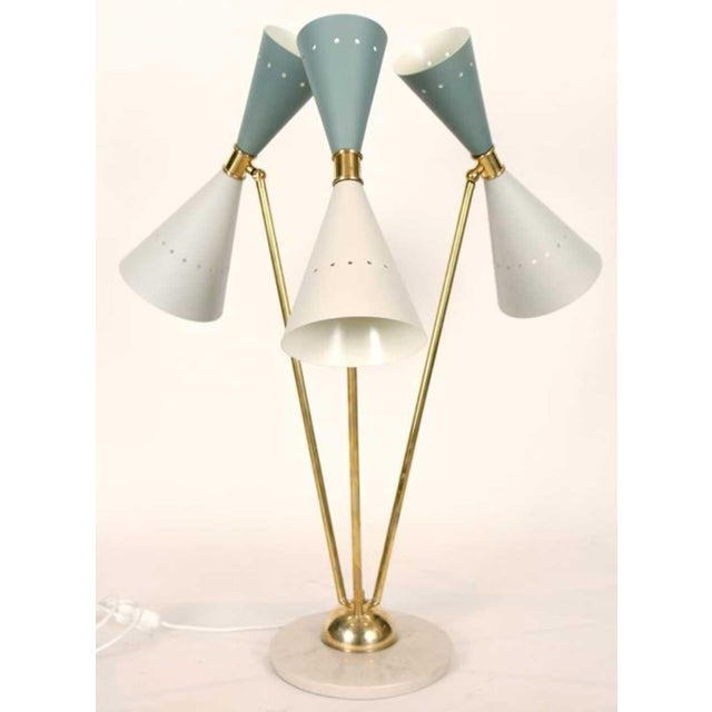 1970s 1970s Italian Table Lamp For Sale - Image 5 of 10