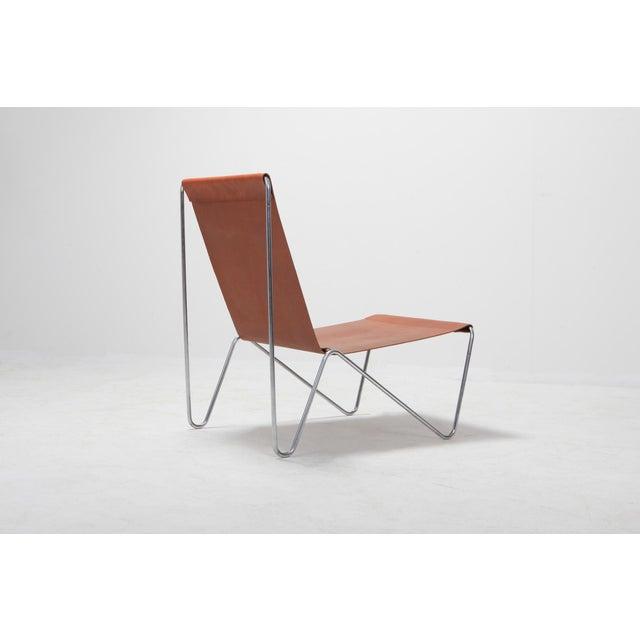 Verner Panton Verner Panton Bachelor Lounge Chair for Fritz Hansen For Sale - Image 4 of 10