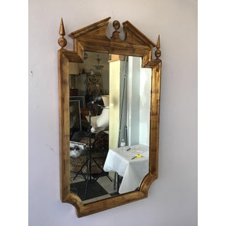 1960s Classical Giltwood Mirror by Palladio Preview