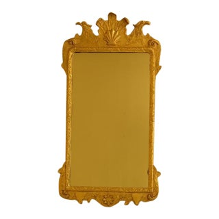 Friedman Brothers Cw-Lg6 Queen Anne Gold Williamsburg Mirror For Sale