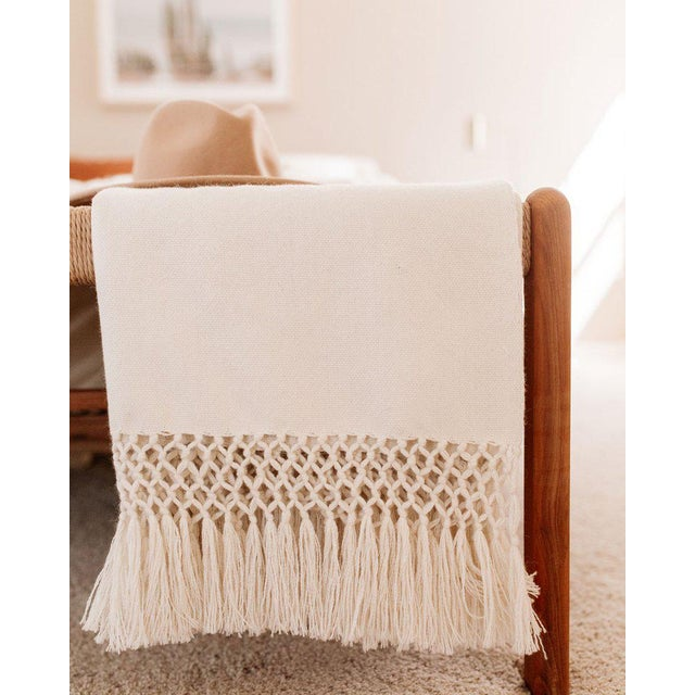 The Luna throw is sophisticated and warm, you won't be able to take your eyes off of this piece. Fold it at the foot of...