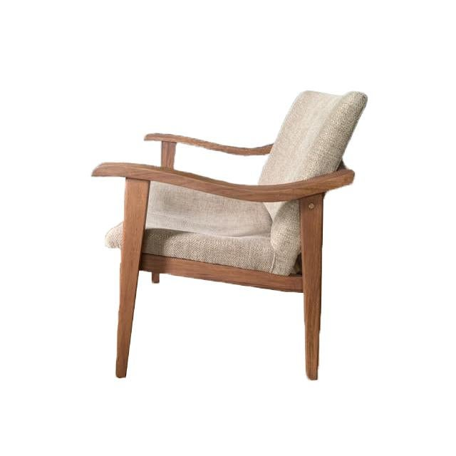 Mid-Century Modern Mid-Century Modern Chairs - a Pair For Sale - Image 3 of 7