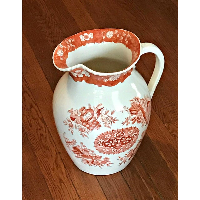 Lovely Copeland Spode jug and matching basin...this set was made in 1890 per the Spode Museum...Here is some other...