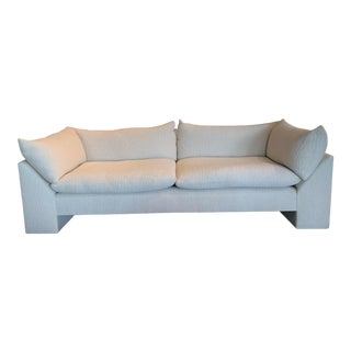 Modern Off-White Drex Sofa For Sale