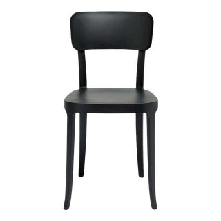 K Black Dining Chair by Stefano Giovannoni For Sale