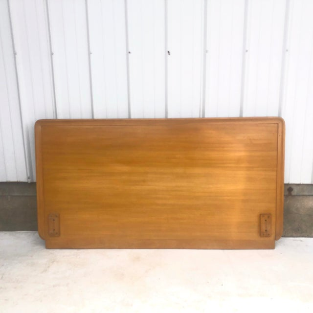 Mid-Century Full Size Headboard by Edward Wormley for Drexel For Sale - Image 12 of 12