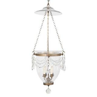 Monumental English Bell Lantern For Sale