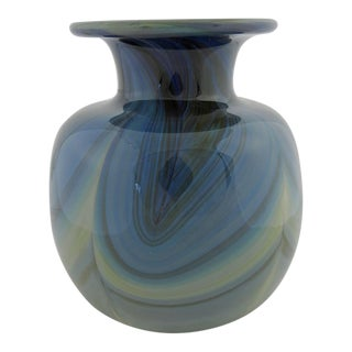 Studio Art Glass Vase