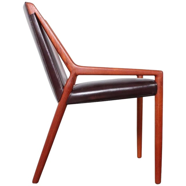 Lounge Chair by Ejner Larsen and Axel Bender Madsen for Willy Beck - Image 1 of 10