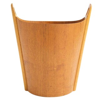 Einar Barnes Wastepaper Basket For Sale