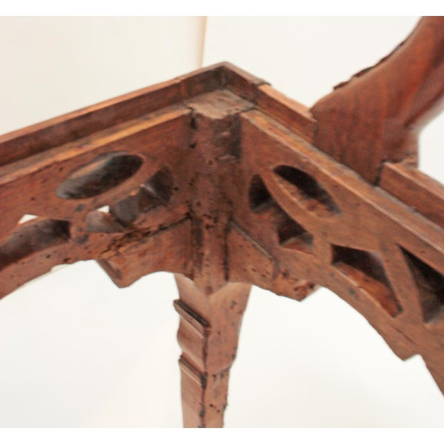 18th century Continental Chair Back Settee in the George II Taste For Sale In Dallas - Image 6 of 9
