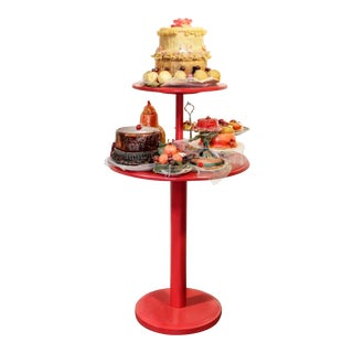 1960's Pop Art Trompe L'oeil Claes Oldenburg Dessert Sculpture