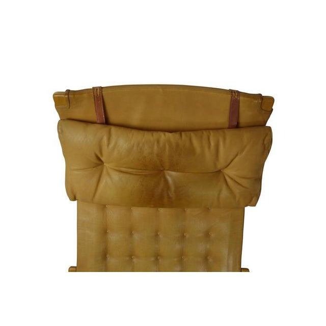 Bruno Mathsson Bruno Mathsson Miranda Lounge Chair For Sale - Image 4 of 10