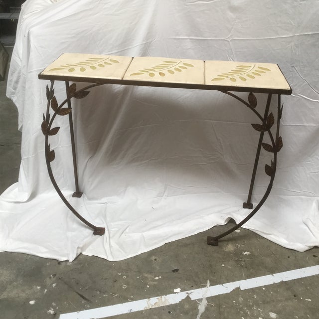 Garden Console Table - Image 2 of 5