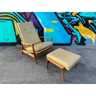 Milo Baughman Reclining Chair & Ottoman Preview