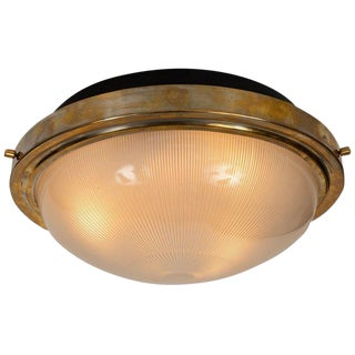 Large 1960s Sergio Mazza for Artemide Wall or Ceiling Light For Sale