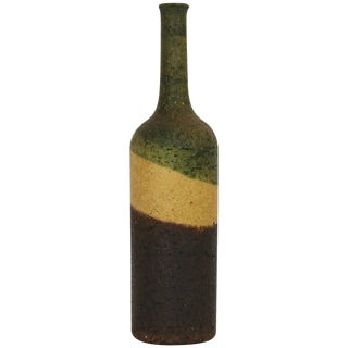 Marcello Fantoni Bottle Vase For Sale