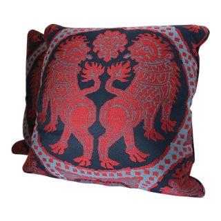Robert Allen Asian Pup Pillows - Set of 2 For Sale
