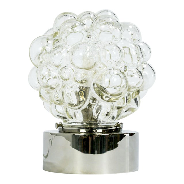 Glass Bubbles Table Lamp For Sale - Image 12 of 14