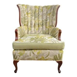 Mid-Century Verde Parker Chair