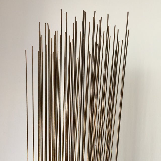Harry Bertoia Style Wire Sculpture - Image 5 of 7