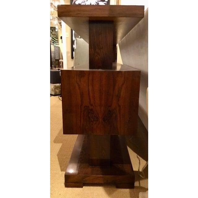 Wood John Richard Bolton Mahogany Bookcase For Sale - Image 7 of 9