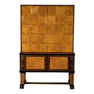 Art Deco Cabinet Attributed to Eliel Saarinen For Sale