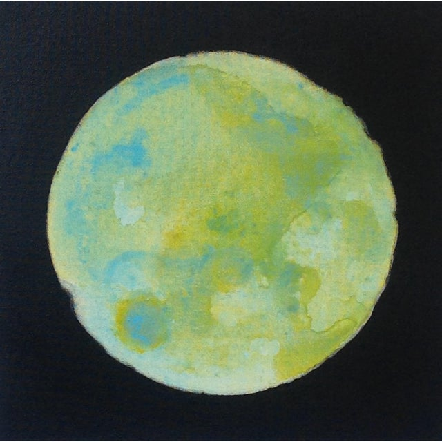 Summer Moon Painting - Image 2 of 4