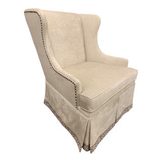 Modern Tomlinson Lounge Chair For Sale