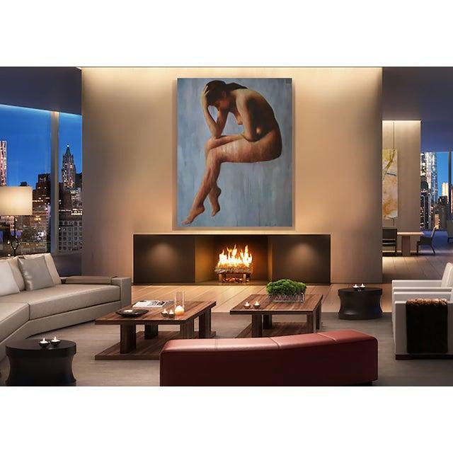 'Duo Milia Annorum Seu Instar Puncti' Painting - Image 2 of 10